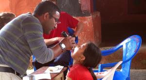 Rural Medical Camp, Nepal, Moving Mountains